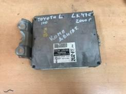 Блок управления двигателем Toyota Land Cruiser 1998-2007 [8966160610] 100 4.7