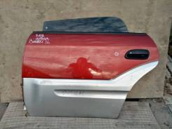 Дверь Subaru Legacy Outback 1998-2003 B12, задняя левая
