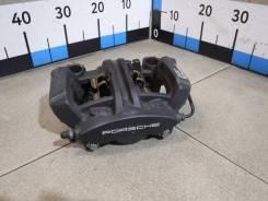 Суппорт тормозной задний Porsche Cayenne [9Y0615424] 3