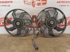 Вентилятор радиатора охлаждения - крыльчатка с мотором Geely Emgrand Ec7 2009-Н. в.