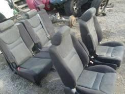 Сиденье Toyota Kluger V ACU25W, заднее