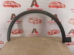 Накладка ( расширитель ) арки крыла - перед справа Porsche Cayenne (2017-Н. в. ) [9Y0853717JOK1], правая