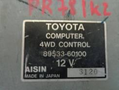 Электронный блок Toyota Prado [8953360100] 78 1KZ