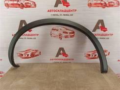 Накладка ( расширитель ) арки крыла - сзади справа Nissan Qashqai (2006-2013) [938284EA0B], правая задняя
