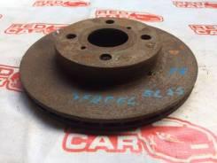 Тормозной диск Toyota Tercel [4351216080] EL55, передний