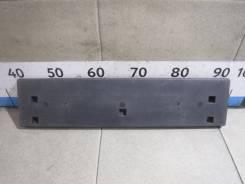 Накладка переднего бампера под номер Fiat Doblo [735539597]