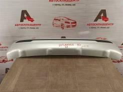 Спойлер (накладка) бампера заднего Mitsubishi Outlander (2012-Н. в. ) 2018- [6415A090ZZ]