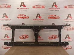 Панель передка (телевизор) - рамка радиатора Nissan Pathfinder / Navara (2004-2014) [62500EA030]