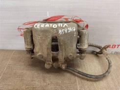 Тормозная система - суппорт Kia Cerato (2008-2013) 2012 [581801MA20] G4FC (1600CC), передняя левая