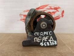 Подушка ДВС / КПП Kia Cerato (2008-2013) 2012 [219101M050] G4FC (1600CC), передняя нижняя