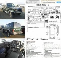 Двигатель Toyota Land Cruiser HZJ76 1HZ