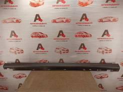 Накладка порога кузова - наружная облицовка Nissan Almera (2012-2019) [768514AA0A], левая