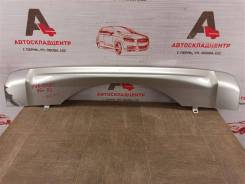 Спойлер (накладка) бампера заднего Mitsubishi Pajero Sport (2016-Н. в. ) [6410C893ZZ]