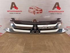 Решетка радиатора Mitsubishi Outlander (2012-Н. в. ) 2015-2018 [7450A992]