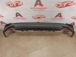 Спойлер (накладка) бампера заднего Toyota Camry (Xv70) 2017-Н. в. [5216906190]