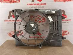 Диффузор радиатора охлаждения - рамка вентиляторов Kia Sportage (2016-Н. в. ) [25350D7600]
