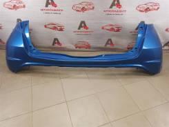 Бампер задний Honda Civic 5D Хетчбек (2005-2012) [71501Smgae000]