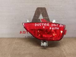 Фонарь противотуманный Renault Duster (2010-Н. в. ) [265600001R], правый