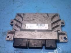 Блок управления двигателем Nissan Almera [237107909R]
