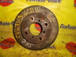 Диск тормозной Suzuki Cultus [5531160G00] GC21W G15A