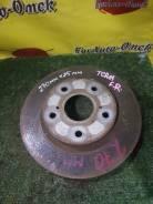Диск тормозной Toyota Delta [4351228090] CR50G, передний