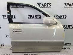 Дверь Toyota Cresta 2001, правая передняя