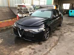 Nose cut Alfa Romeo Giulia 2015-2020 952 GME [88010]