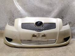 Бампер Toyota Vitz 2007 [5211952410] SCP90, передний [228606]