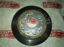 Тормозной диск Toyota Mark Ii [4351222240] GX115 1G Beams, задний правый