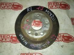 Тормозной диск Toyota Pronard MCX20 1MZ, задний