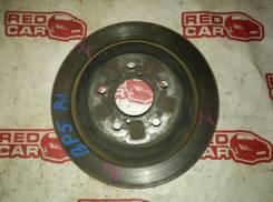 Тормозной диск Subaru Legacy [26700AG000] BP5 EJ20, задний