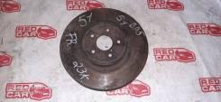 Тормозной диск Subaru Legacy [26300AE070] BP5, передний