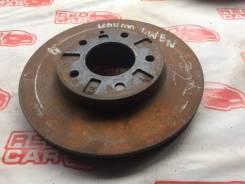 Тормозной диск Mazda Mpv [L12Y3325X] LWEN, передний