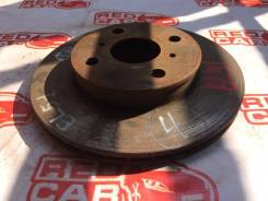 Тормозной диск Toyota Corsa [4351216080] EL51, передний
