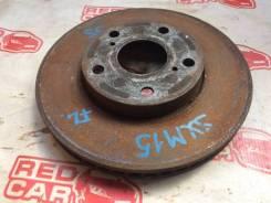Тормозной диск Toyota Ipsum [4351233020] SXM15, передний