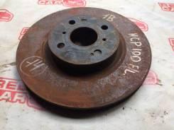 Тормозной диск Toyota Ractis [4351252130] NCP100, передний