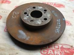 Тормозной диск Toyota Allion [4351220711] ZZT245, передний