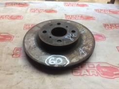 Тормозной диск Toyota Vitz [4351252120] NCP90, передний