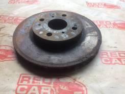 Тормозной диск Toyota Vitz [4351252120] KCP90, передний