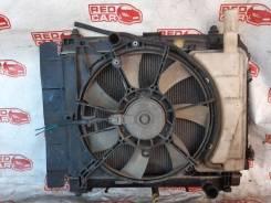 Радиатор основной Toyota Vitz [1640023160] NCP90 1NZ