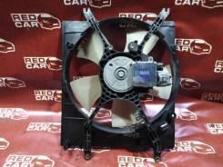 Диффузор радиатора Mitsubishi Chariot Grandis N84W, правый