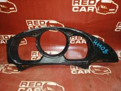 Консоль под щиток приборов Toyota Kluger 2003 MCU25-0158984 1MZ