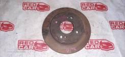 Тормозной диск Nissan Avenir [4020651E01] W10 SR18, задний