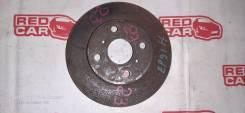 Тормозной диск Toyota Starlet [4351216080] EP91 5E, передний левый