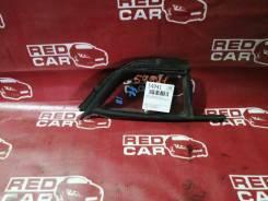 Форточка двери Toyota Vitz 2009 KSP90-5163346 1KR, передняя правая