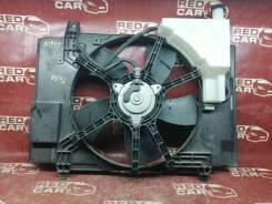 Диффузор радиатора Nissan Tiida NC11