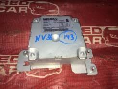 Блок управления efi Nissan Skyline 2007 [284A1JK000] NV36-302246 VQ25HR