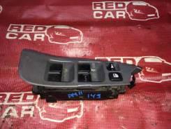 Блок упр. стеклоподьемниками Nissan Prairie 1998 PM11-056189 SR20, передний правый