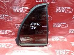 Форточка двери Toyota Vitz NCP90, задняя правая