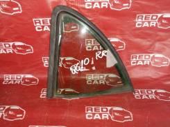 Форточка двери Nissan Bluebird Sylphy QG10, задняя правая